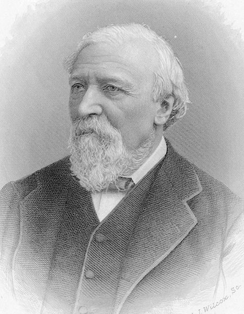 Robert Browning in his older years