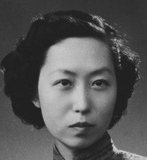 Eileen Chang, Chinese author