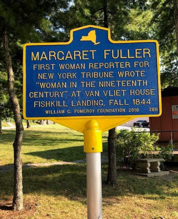 Margaret Fuller at Fishkill Landing