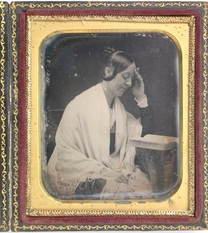 Margaret Fuller daguerrotype