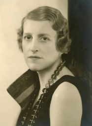 Winifred Holtby, British author