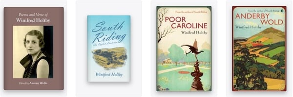 Winifred Holtby books