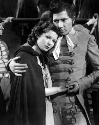 scene from jamaica inn, 1939 film