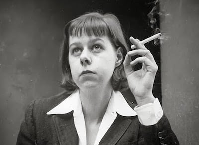 carson mccullers young