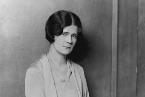 Poet Elinor Wylie