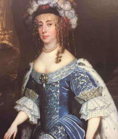 Lady Margaret Cavendish