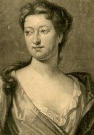 Susanna Centlivre, English Poet & playwright