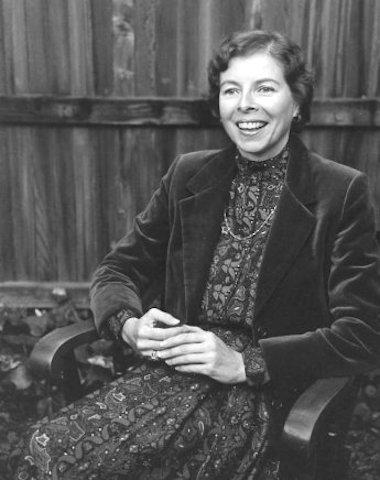 Ann Bannon (Ann Weldy) in 1983