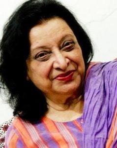Fahmida Riaz, Pakistani author and poet