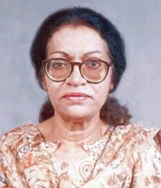 Khalida Hussain