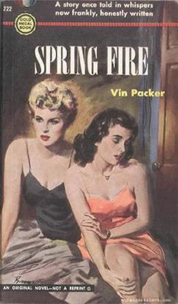 Spring Fire first edition cover