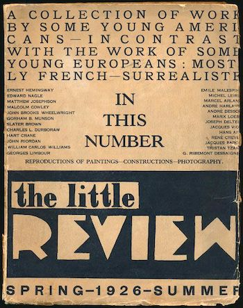 The Little Review 1926