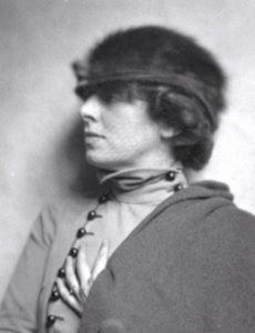margaret-c-anderson, founder of the little review