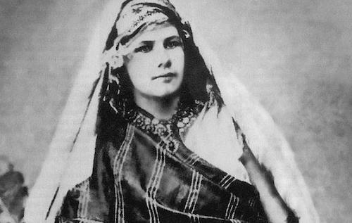 Isabelle eberhard, 19th century traveler and writer
