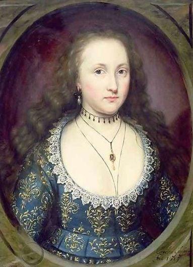 Lady Mary Sidney, Countess of Pembroke