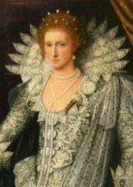 Mary Sidney, Countess of Pembroke', c1600, (1942). Creator: Paulus van Somer