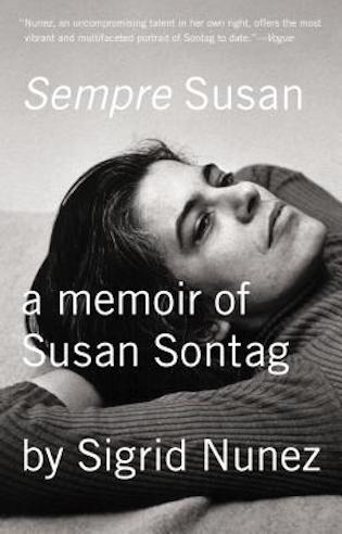 Sempre Susan - a memoir of Susan Sontag