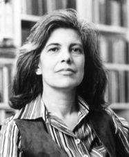 Susan Sontag in 1979 photo by Lynn Gilbert