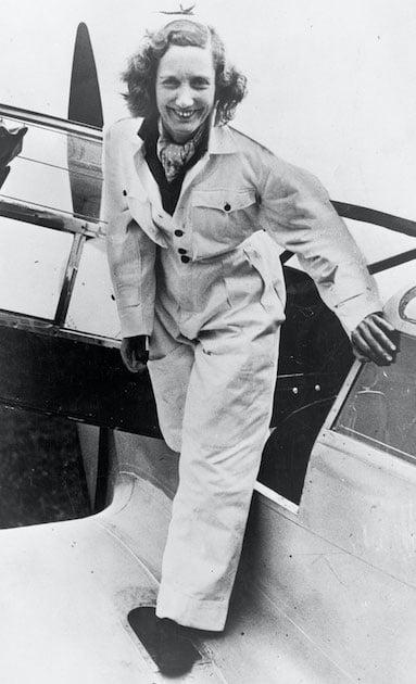 Beryl Markham, 1936