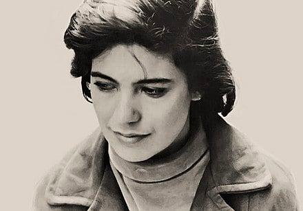 Susan Sontag in 1966