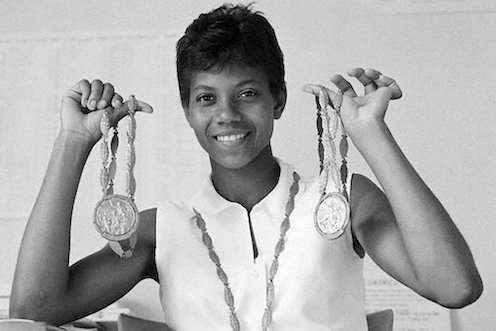 Wilma Rudolph, olympic track star