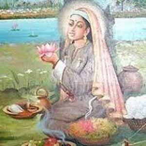 Indian poet and mystic lal ded