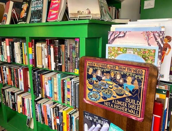 Blenheim books hobart book village
