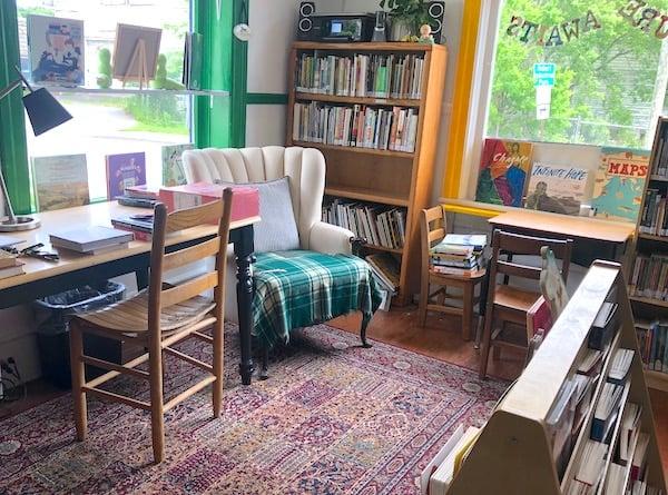 Children's library, hobart, NY