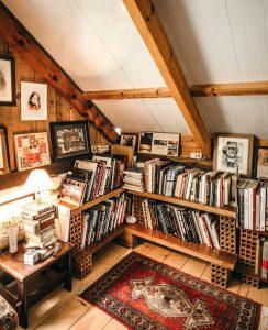 garrett library