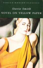 novel on yellow paper by Stevie Smith1