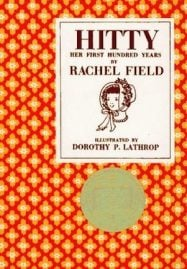 Hitty-her first hundred years by Rachel Field illus by Dorothy P. Lathrop