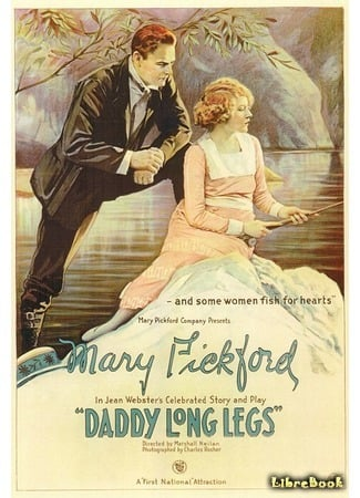 Mary Pickford in Daddy Long Legs
