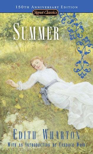 Summer by Edith Wharton - novella