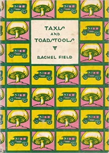 Taxis and toadstools by Rachel field