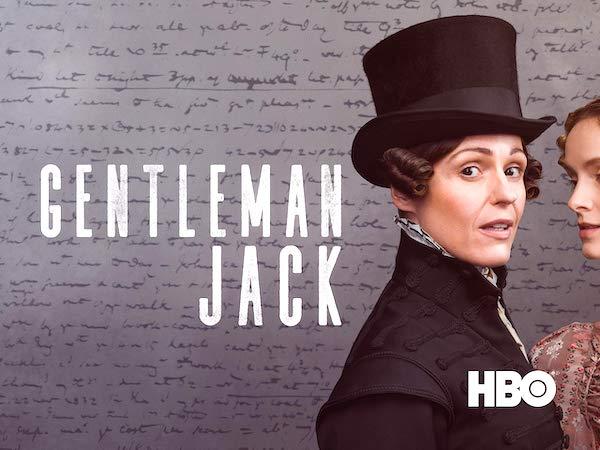 Gentleman Jack HBO series