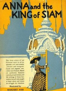 Anna and the King of Siam - UK edition