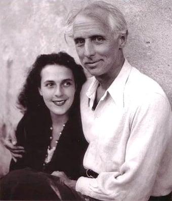 Leonora Carrington & Max Ernst