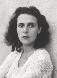 Leonora Carrington portrait