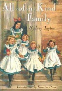 All of a kind family original cover