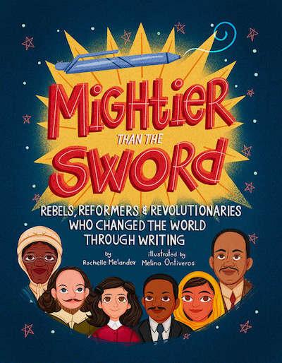 Mightier than the Sword by Rochelle Melander